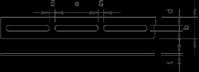 Схема Перфорированная лента — арт.: 1465767