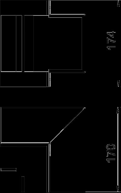 Схема Крышка внешнего угла — арт.: 7216320