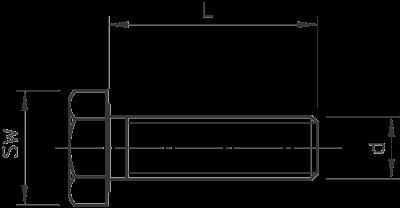 Схема Крепежный винт — арт.: 3164020