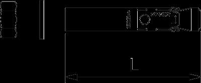 Схема Анкерный болт BZ-IG — арт.: 3498370