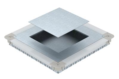 Монтажное основание UGD350-3 с крышкой для лючка GES9/55 — арт.: 7410062