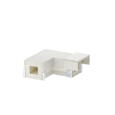 Угловая секция 90° для кабельного канала с внутренней высотой 50 мм — арт.: 7215603