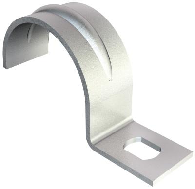 Крепежная скоба стандартная, с одной лапкой — арт.: 1003038