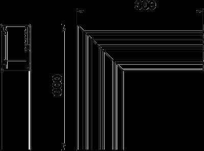 Схема Плоский угол — арт.: 6279223