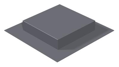 Опалубка для квадратных лючков номинального размера 4 — арт.: 7425600