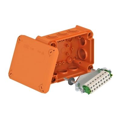 Огнестойкая распределительная коробка FireBox T100ED для устройств передачи данных с внутренним креплением — арт.: 7205580