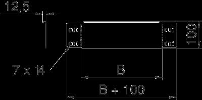 Схема Переходник/концевик — арт.: 7111802