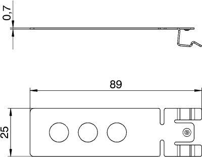Схема Анкер для стяжки — арт.: 7425140