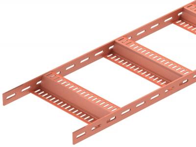 Кабельный лоток лестничного типа с Z-образными перекладинами, для легких нагрузок — арт.: 7098162