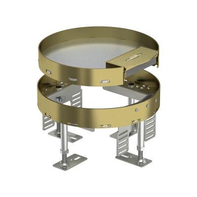Регулируемая кассетная рамка RKSR с кабельным выводом, из латуни — арт.: 7409252