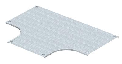Крышка Т-образной секции 400-600 мм — арт.: 7128282