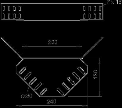 Схема Угловой соединитель — арт.: 6068022
