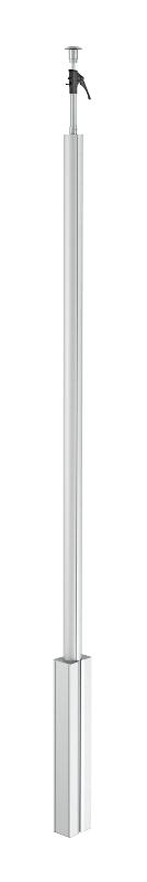 Алюминиевая электромонтажная колонна ISS140100R — арт.: 6289073