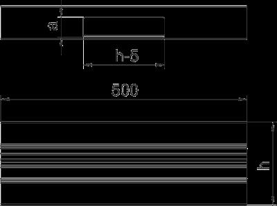Схема Т-образная секция — арт.: 6279163