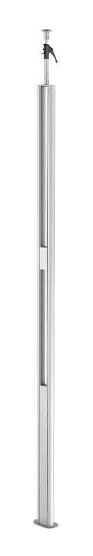 Алюминиевая электромонтажная колонна ISST70140B — арт.: 6290013