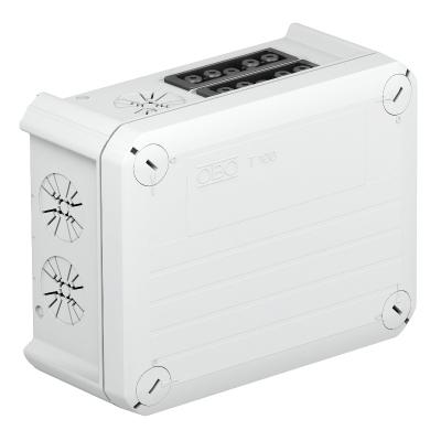 Распределительная коробка T-100 WB 2S5 с гнездовым разъемом Wieland — арт.: 2007852