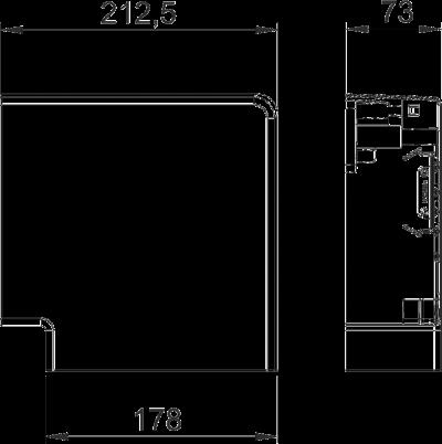 Схема Крышка плоского угла — арт.: 6274620