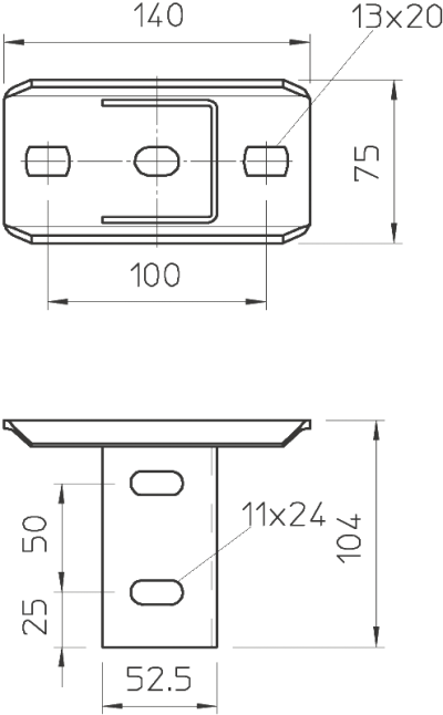 Схема Траверса US 5 NOK — арт.: 6348939