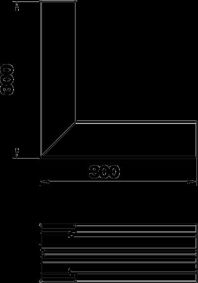 Схема Внутренний угол — арт.: 6279243