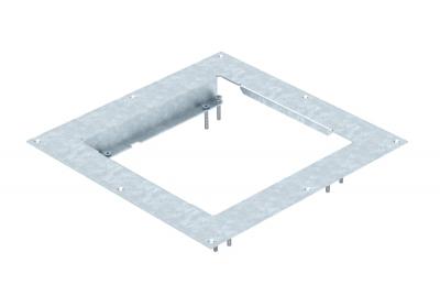 Монтажная крышка для регулируемых кассетных рамок номинального размера 9 — арт.: 7428547