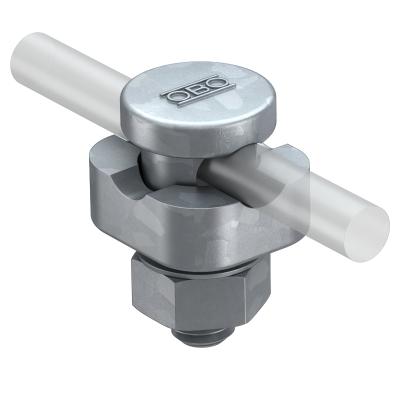 Соединитель для круглых проводников Rd 8-10, одинарный — арт.: 5304105