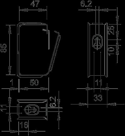 Схема Групповое крепление-захват М 30 — арт.: 2207036
