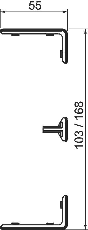 Схема Соединитель и накладка на стык — арт.: 6113020