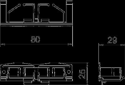 Схема Адаптер крышки — арт.: 6115975