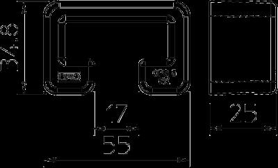 Схема Защитный колпачок CPS 5 — арт.: 1124563