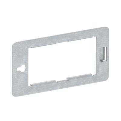 Рамка для монтажа устройств Modul 45® в универсальном блоке подключения — арт.: 6108039