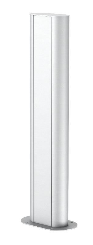Алюминиевая электромонтажная колонна ISSOGHS70140 — арт.: 6289096