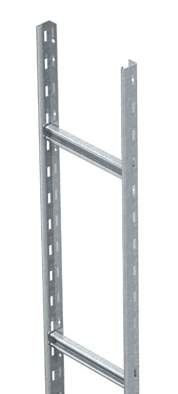 Вертикальный кабельный лоток SLL лестничного типа для средних нагрузок, длина 6000 мм — арт.: 6010620