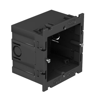 Монтажная коробка одинарная с большим установочным отверстием — арт.: 6288532
