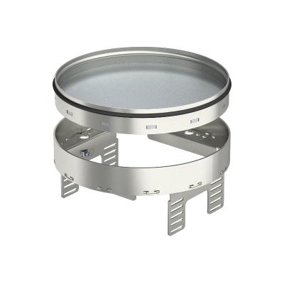 Регулируемый ревизионный люк RKRNUZD3, из нержавеющей стали — арт.: 7409138