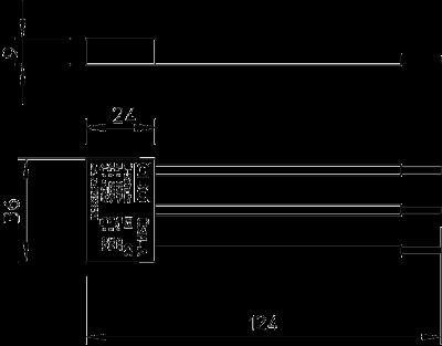 Схема Модуль высокочувствительной защиты для любых монтажных систем — арт.: 5092451