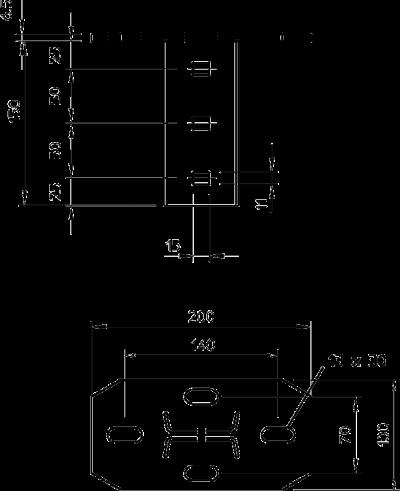 Схема Траверса продольная — арт.: 6347053