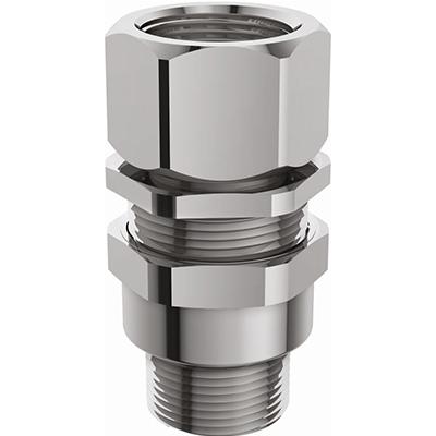 A2FPF Взрывозащищенный кабельный ввод для неармированного кабеля проложенного в трубе, внутренняя резьба
